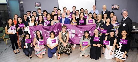 Hong Kong alumni event