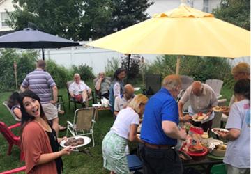 DunelmOTTAWA 2018 summer BBQ reunion
